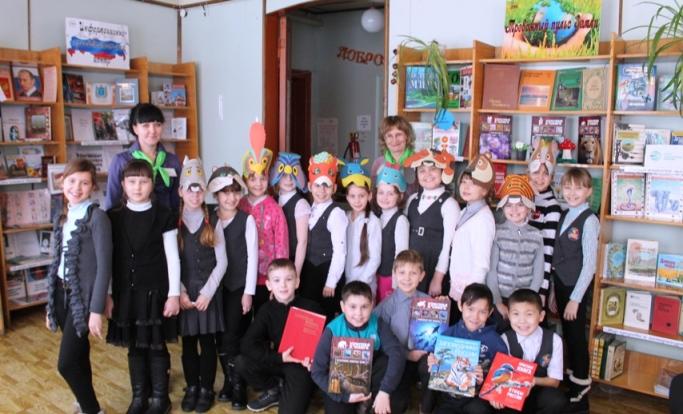 Урок экологии для Пугачевских школьников