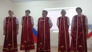 Концерт для жителей с.Мавринка