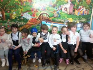 Игровая программа для школьников с.Березово