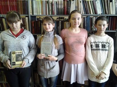 Читатели села Березово совершили исторический экскурс