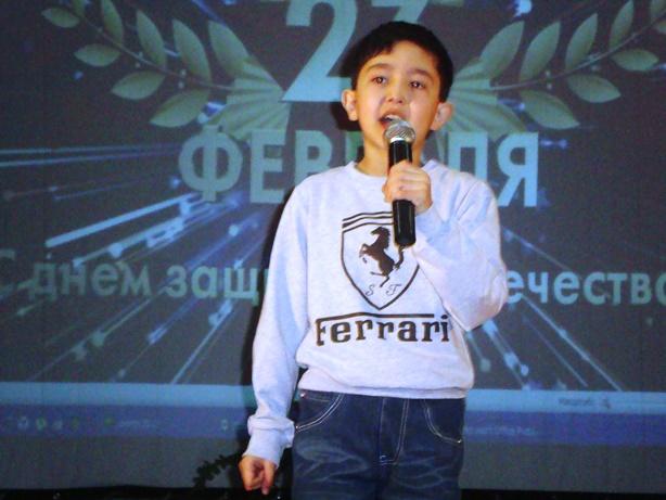 День защитника Отечества в Пугачевском районе