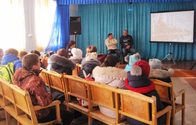 День вывода советских войск из Афганистана в Пугачевском районе