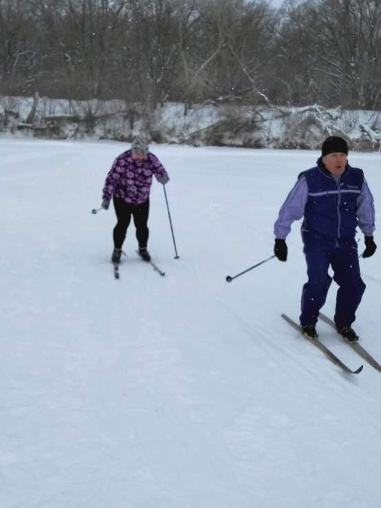 В Пугачевском районе проведены соревнования   «Преображенская лыжня-2017»