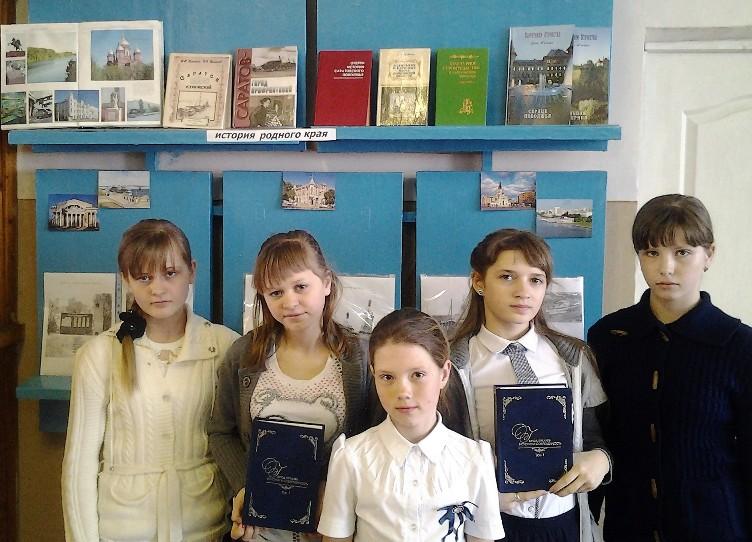 Презентация литературы вызвала большой интерес у жителей села Березово