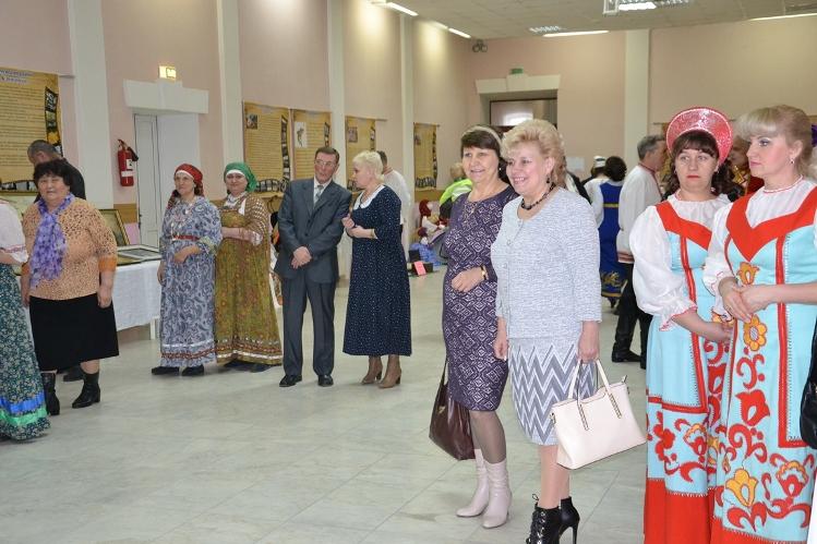 В Пугачевском районе подвели итоги отборочного этапа Парада достижений народного творчества