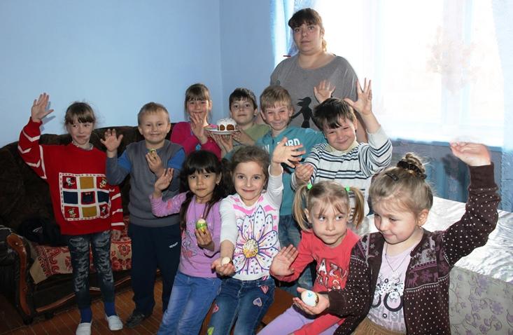 В с. Рахмановка приобщают школьников к соблюдению народных традиций