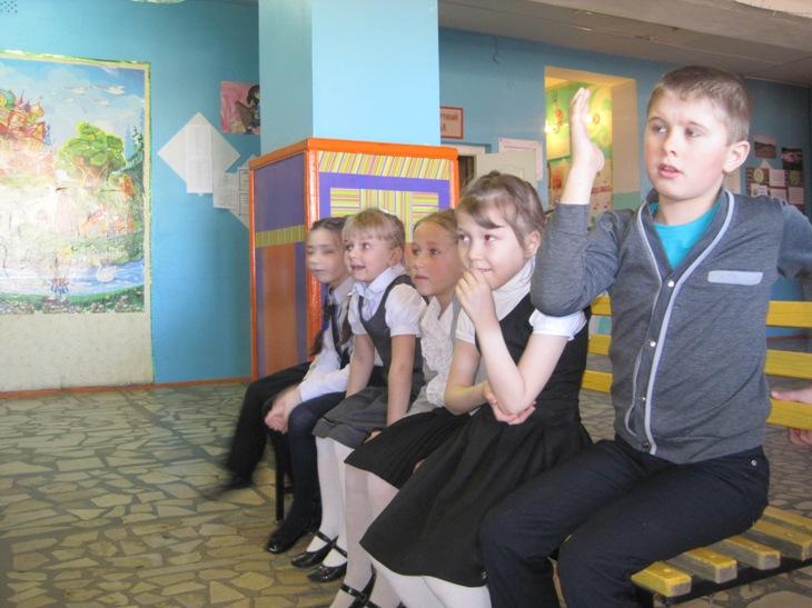 Тематическая программа для школьников с. Березово