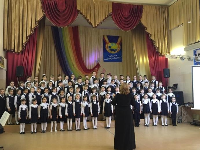 Учащиеся СОШ №1 приняли участие в районном фестивале-смотре «Я люблю эту землю!»