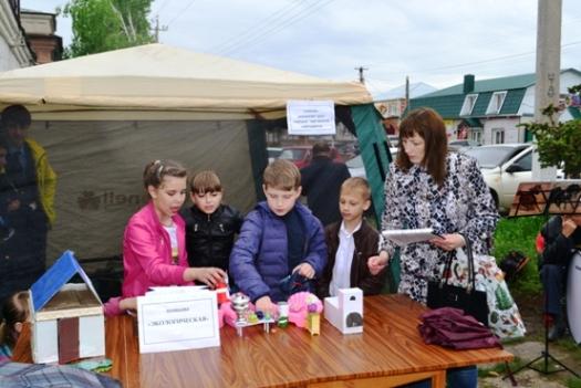 В Пугачевском мемориальном музее прошла акция