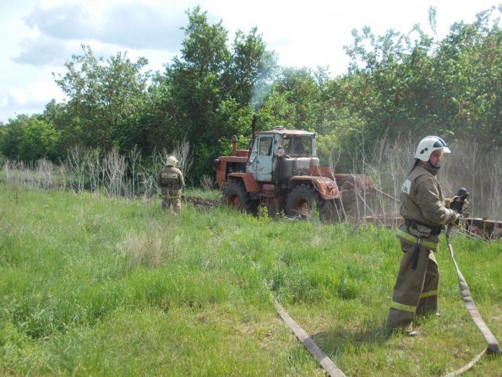 Комплексные учения в Пугачевском районе получили положительную оценку