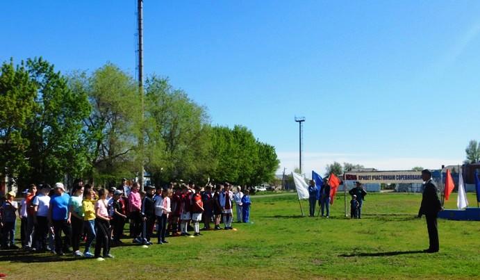 В Пугачеве прошел спортивный праздник