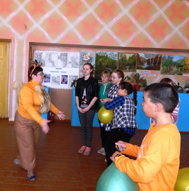 Школьники п. Солянский решали экологические проблемы