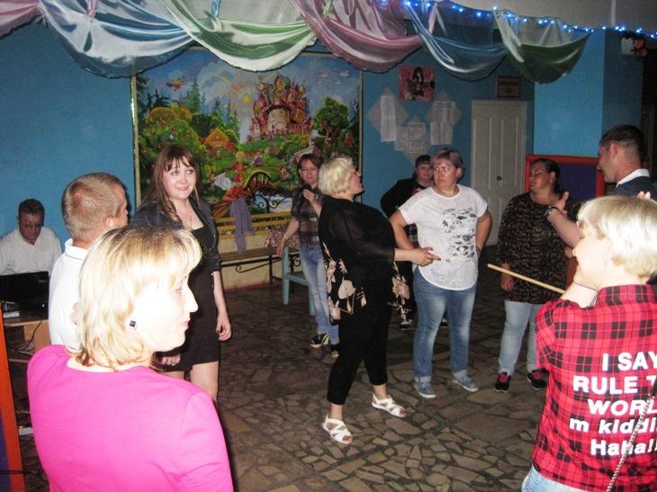 Тематическая дискотека прошла в Доме культуры с. Березово