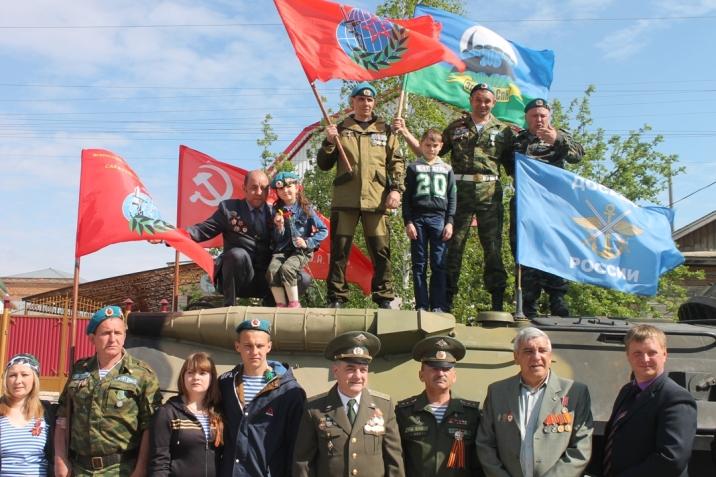 В Пугачёвском районе состоялся автопробег «Вёрсты мужества», посвящённый 72-ой годовщине Великой Победы