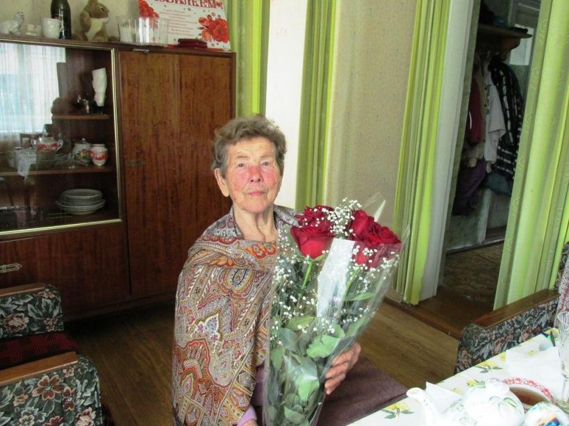 Жительницу Пугачева с юбилеем поздравил президент России