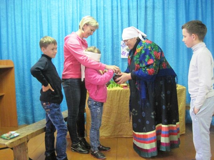 В Доме культуры села Успенка состоялся «Праздник каши»