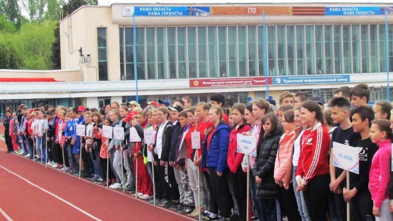 Школьники Пугачевского района стали бронзовыми призерами областных финальных соревнований