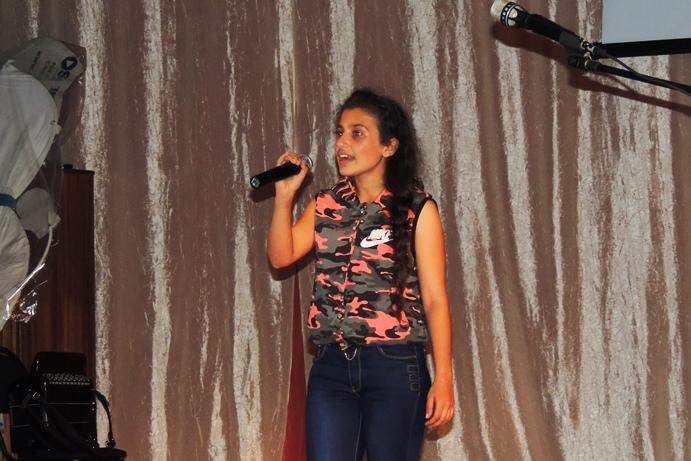 В Доме культуры села Преображенка состоялся концерт
