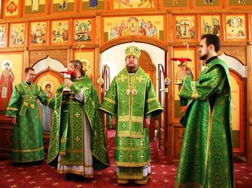 В селе Малая Таволожка открыт новый храм