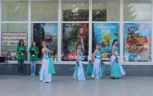 В Пугачёве прошло «ЗдравоParty»