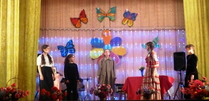 Клинцовские жители посмотрели спектакль-притчу