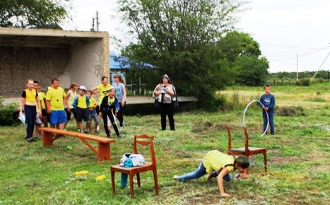 Рахмановские школьники дружат со спортом
