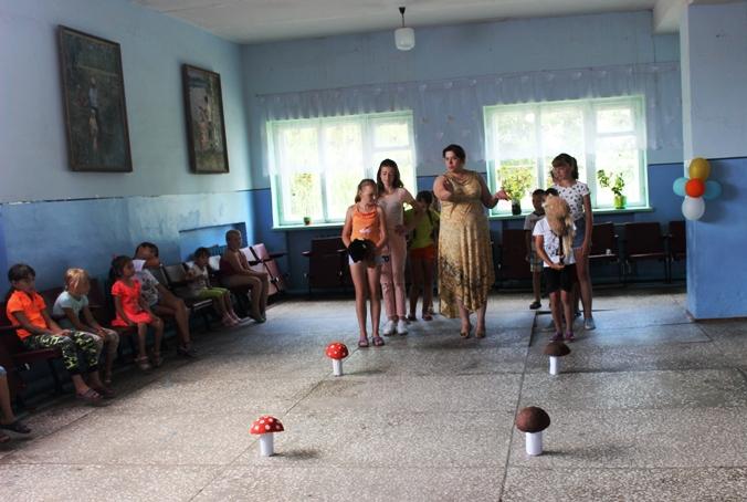 Школьники с. Рахмановка прошли по тропинкам родного края