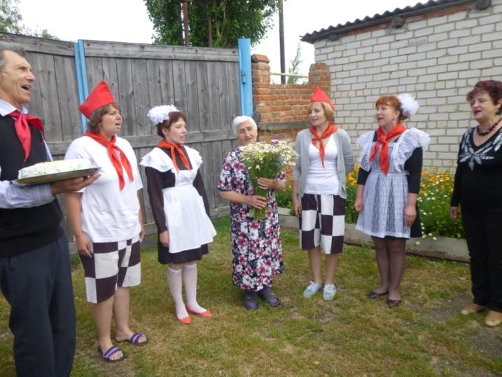 В Клинцовке отметили юбилей