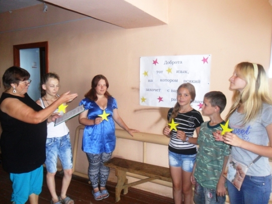 Молодежь с. Камелик выбирает жизнь без наркотиков