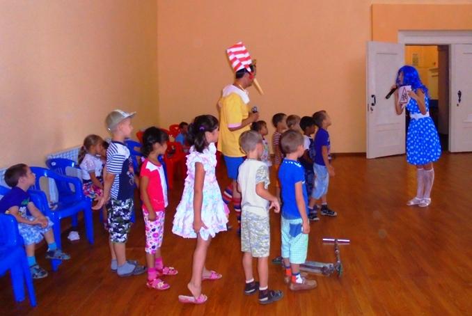 Дети с. Старая Порубежка готовятся к школе
