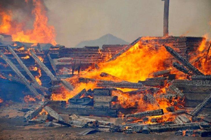 На территории Пугачевского муниципального района продлен особый противопожарный режим