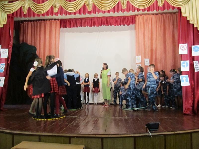 Пугачевские школьники закрепили «Азбуку движения»