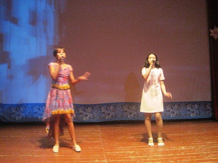 В Доме культуры с. Березово поздравляли воспитателей детского сада