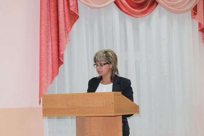 На родительском собрании в СОШ №2 обсудили вопросы организации учебно-воспитательного процесса