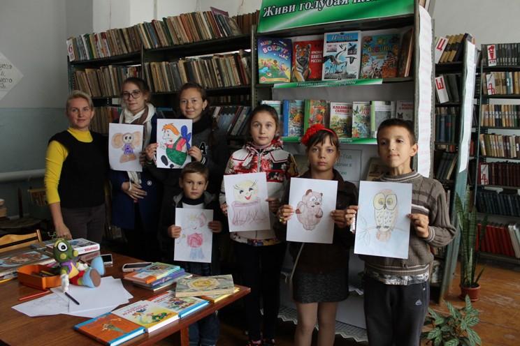 В библиотеках Пугачевского района