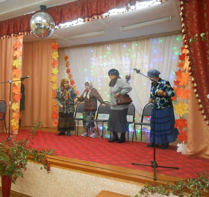 В Доме культуры п.Заволжский прошло праздничное мероприятие «Ладушки-оладушки»