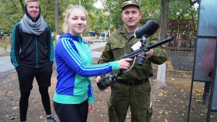 Пугачевские школьники прошли ежегодную «Защиту»