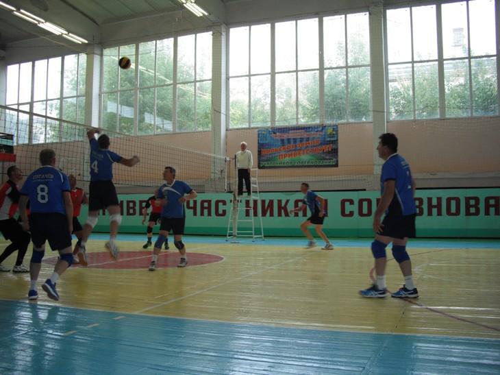 Спартакиада ветеранов сельского спорта