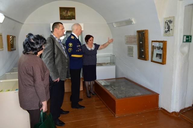 Пугачевские школьники встретились с автором книги о родном городе
