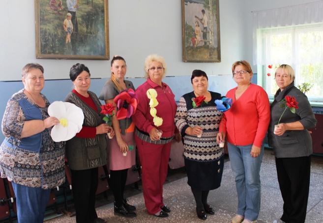 В ДК села Рахмановка отметили Международный День сельских женщин