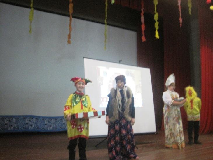 В Доме культуры с. Березово изучают быт и обычаи предков