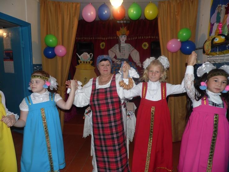 Праздник русского самовара состоялся в Каменке