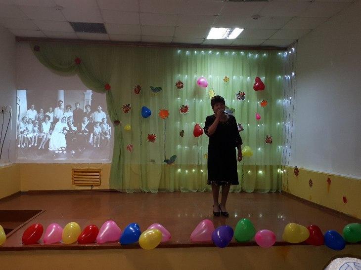 День пожилого человека в Пугачевском районе