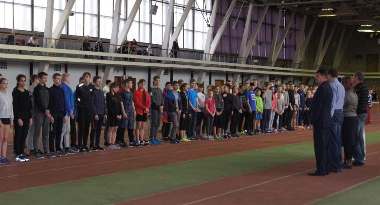 Открытые городские соревнования по лёгкой атлетике