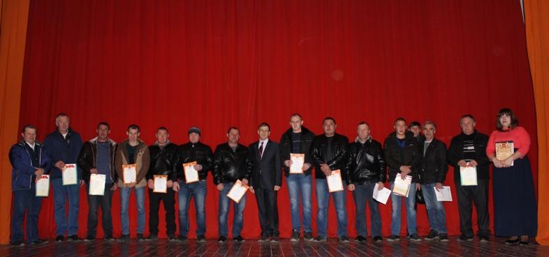 Концертная программа в ДК с.Рахмановка