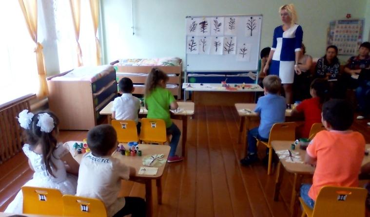 Районный семинар для воспитателей  дошкольных образовательных учреждений  Пугачевского района