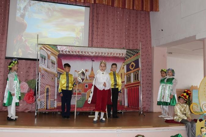Районный фестиваль сказок