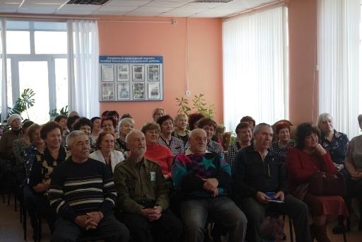 В Пугачеве работает «Университет третьего возраста»