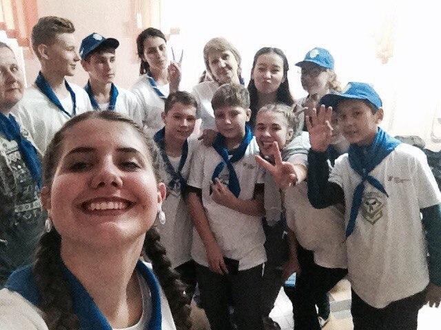 Пугачевские школьники – участники областного слета «Саратов многонациональный»