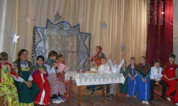 Веселые святки в Пугачевском районе